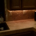 before electric countertop