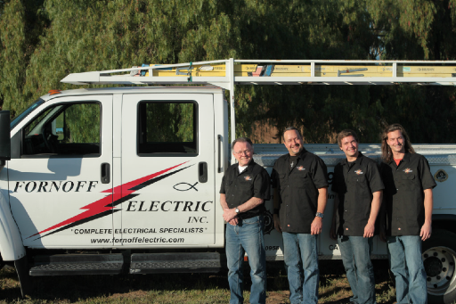 Fornoff Electric Team