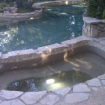Pool Lighting job